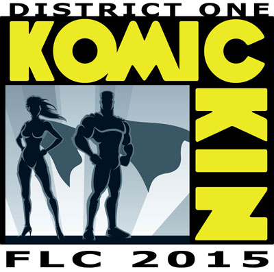 Komic Kin, FLC 2015 hosted by the Kinsmen Club of St. Thomas